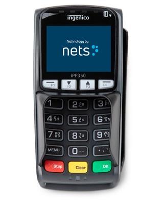Nets iPP350 maksupääte